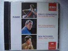 SEALED - NEW - ELGAR Cello Concerto Sea Pictures - 1997 - EMI CLASSICS - CD  R35