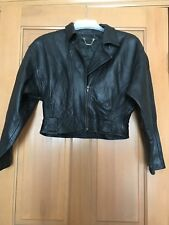 Tulipano di Fillipo Burgio Floreno Motocycle Biker Leather Jacket  Made in Italy
