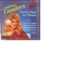 Audrey Landers - Auf Der Insel Der Träume / Ariola CD 1988