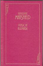 K. Mansfield - PENSION ALLEMANDE - Trésors de la littérature - 1998