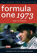 Formula One Review: 1973 (DVD, 2012) Reign Of Stewart Brand New