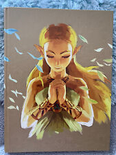 Legend Of Zelda Breath Of The Wild Complete Official Guide Expanded Edition