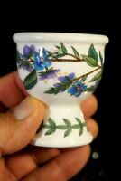 Beautiful Portmeirion Botanic Garden Speedwell Single Egg Cup