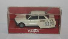 Herpa 1:87 BMW 323I White Boxed & Unused