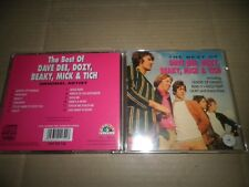 Dave Dee, Dozy, Beaky, Mick & Tich – The Best Of  CD EARLY ISSUE fat boy mint