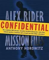 Alex Rider: The Mission Files, Horowitz, Anthony, Very Good Book