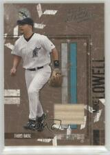 2004 Donruss Leather & Lumber Materials Bat /100 Mike Lowell #57