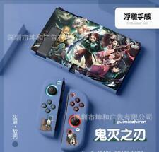 Demon Slayer: Kimetsu no Yaiba Anime Hülle Schutzhülle cover Case Für Switch TPU