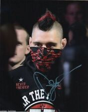 UFC Ultimate Fighting Championship Dan Hardy Autographed Signed 8x10 Photo COA M