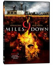 NEW DVD - 9 MILES DOWN - Adrian Paul, Kate Nauta, Meredith Ostrom