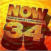 Now That's What I Call Music 34: 2CD   1996. New & Sealed. (Next Day Delivery).