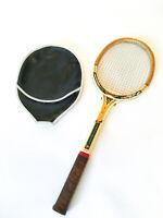 Dunlop Maxply Austral Wooden Tennis Racket Racquet Vintage Retro 70s Wood Rare