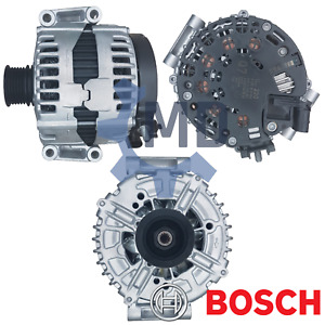 Alternator MERCEDES BENZ S CLASS 220A Bosch 0121813006