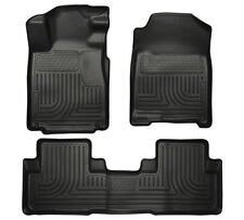 FLOOR LINERS  FRONT and 2ND SEAT 98451 For: HONDA CR-V 2012-2015