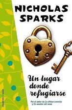 Un lugar donde refugiarse (Spanish Edition)-ExLibrary