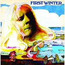 First Winter - Johnny Winter (2016, CD NEUF)