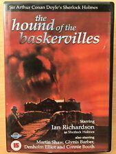 Ian Richardson HOUND OF THE BASKERVILLES ~ 1983 Sherlock Holmes Drama ~ UK DVD