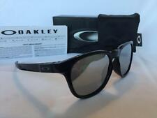 New OAKLEY STRINGER Sunglasses Black/Chrome Iridium Mirror OO9315-08 - Authentic