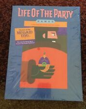 Life Of The Party Game Mystery Of The Mislaid Egg