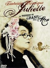 DVD - JULIETTE - Concert Grand Rex 2005