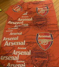 Arsenal Football Club Single Duvet Cover Set