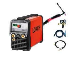 LORCH MicorTIG 200 DC BasicPlus / Made in Germany / 3 Jahre Garantie