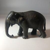 Schleich Asian Elephant Female Animal Figure Educational Toy Vintage 2004