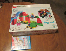 LEGO EDUCATION DUPLO SET PLAYGROUND # 45017 NEW BIG TOYS BIG GIFT BEST PRICE