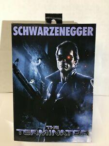 NECA Terminator: (1984) Ultimate T-800 Action Figure