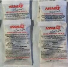 Assault Poison Decon Professional Grade One Feeding Kill Mice Rats Rodents