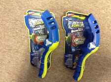 2 New Wham-o Aqua Force Aqua Launcher Includes 50 Balloons 1 Tie Maker
