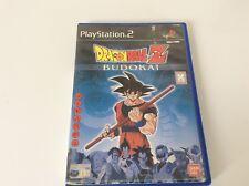 PLAYSTATION 2 .PS2.DRAGONBALLZ BUDOKAI