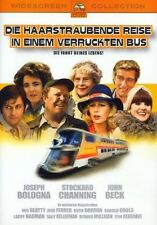 NED BEATTY,JOHN BECK RENE AUBERJONOIS-BIG BUS-DIE HAARSTRÄUBENDE REISE DVD NEU
