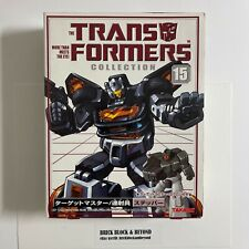 Takara Transformers G1 Collection # 15 Targetmaster Stepper MIB New Sealed