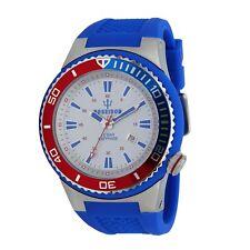 POSEIDON Armbanduhr XL, Analog, Quarz, Silikon, 15Bar, UP00614