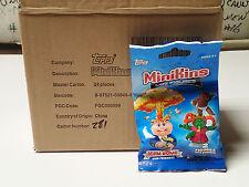 Garbage Pail Kids MINIKINS! Box of 24 packs, 2 mini figures & stickers per pack!