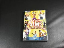 PC LES SIMS VERSION DOUBLE DELUXE COMPLET