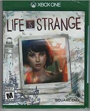 Life Is Strange (XBOX ONE, 2016) *NEW*