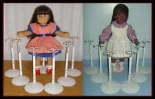 """12 One Dozen Kaiser 2601 18"""" Doll Stands for AMERICAN GIRL Magic Attic"""