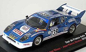 Ligier JS2 Rallye Tour de France Auto 74 #139 Larousse Rives Nicolas 1:43