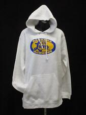 New Gahanna Lady Lions Lacrosse Adult Size L Large White Hoodie