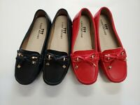 Small Size Women's Moccasin Flat Shoes - size 5 to 6.5