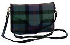 Flower of Scotland Tartan Handbag 100% Wool 60% off RRP (Style 560)