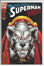 Superman 170- NM- (9.0) 1st Appearance of Mongal