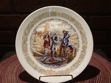 D'Arceau Limoges - Lafayette Legacy Collection- 1973 The Landing at North Island