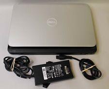 """DELL XPS L502X INTEL i7-2820QM 2.3GHz 8GB RAM 1TB HD 15.6"""" WINDOWS 10 PRO"""
