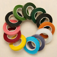 Florist Stem Self-adhesive Tape Wire Floral Work Button Holes DIY Hand Craft Acc