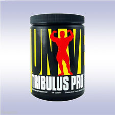 UNIVERSAL NUTRITION TRIBULUS PRO (100 CAPSULES) terrestris testosterone boost