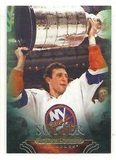 2011-12 Parkhurst Champions - #74 - Brent Sutter - New York Islanders