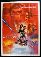 Werbeplakat Willow Star Treck Wars Lucas Howard Whalley Davis Barty M302